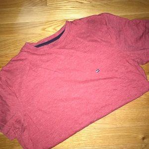 TH soft red shirt